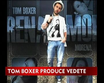 Strainii il cauta pe Tom Boxer. Afla care este motivul! VIDEO
