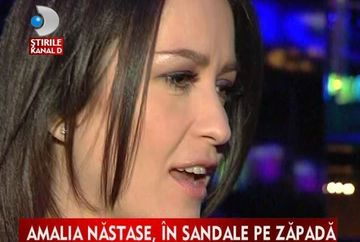 Amalia Nastase, aparitie socanta la un eveniment monden VIDEO