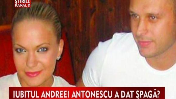 Iubitul Andreei Antonescu, implicat intr-un dosar de coruptie VIDEO