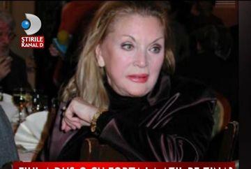 Zina Dumitrescu, internata cu forta? Fiul ei face primele declaratii VIDEO