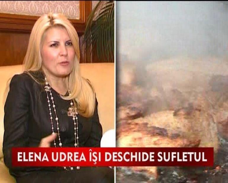Elena Udrea:Mi-as dori sa avem o familie mai numeroasa!Urmareste un interviu, in exclusivitate, cu Ministrul Turismului, pentru stirile Kanal D VIDEO