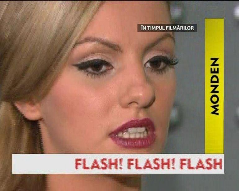 Alexandra Stan, mai sexy ca niciodata! Vezi imagini de la filmarile noului ei videoclip
