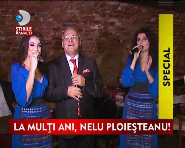Nelu Ploiesteanu: Regret ca n-am iubit mai multe femei VIDEO