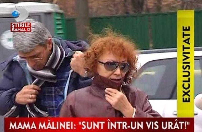 Mama Malinei Olinescu: Sunt intr-un vis urat!Urmareste in EXCLUSIVITATE declaratiile unei mame indoliate VIDEO