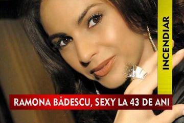 Ramona Badescu, sexy la 43 de ani! Tu ce zici de felul in care arata? VIDEO