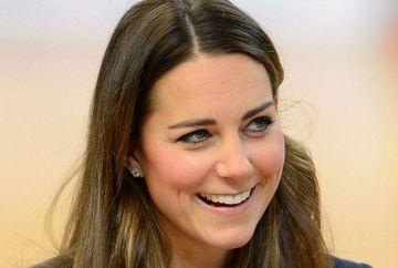 WOW, Kate Middleton, cu abdomenul la vedere! Cum arata ducesa de Cambridge la trei luni dupa ce a nascut
