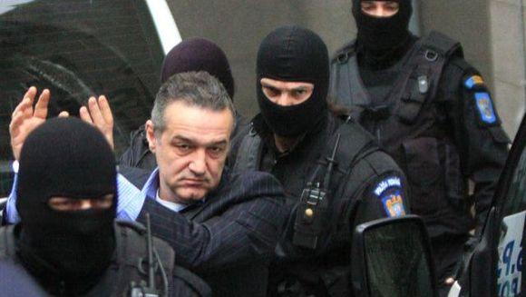 Gigi Becali, transferat de la Jilava la Penitenciarul Poarta Alba