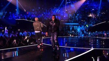 Eminem, marele castigator la MTV Europe Music Awards 2013. LISTA completa a castigatorilor