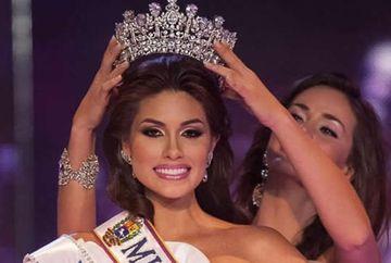 MISS UNIVERSE 2013: Miss Venezuela a primit coroana cu diamante, intr-un show grandios la Moscova. Ce a patit a doua zi