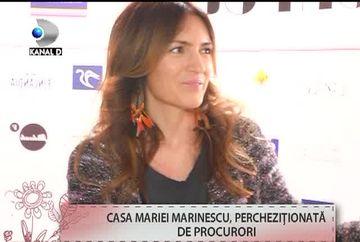Maria Marinescu, IN SOC! S-a trezit cu Politia la usa