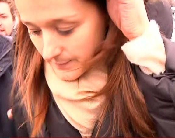 Sotia lui Gica Popescu, traumatizata de arestarea sotului! Femeia a mers la inchisoare sa-l vada