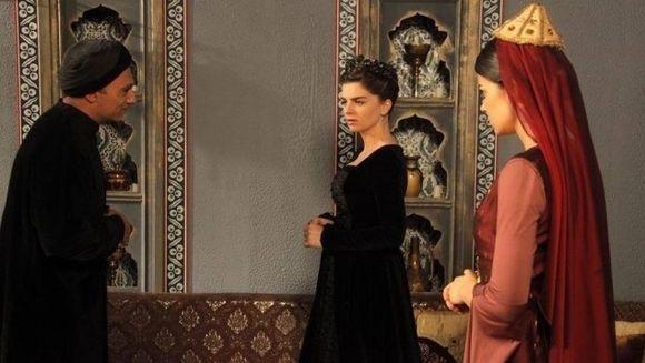 """O actrita din """"Suleyman Magnificul"""" este insarcinata!"""