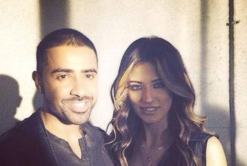 Jay Sean canta pe scena la Romanian Music Awards