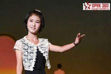 Cum arata o prezentare de moda in Coreea de Nord