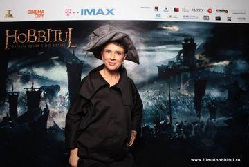 """Vedetele au participat la avanpremiera celui mai asteptat film al anului: """"Hobbitul: Batalia celor cinci ostiri"""""""
