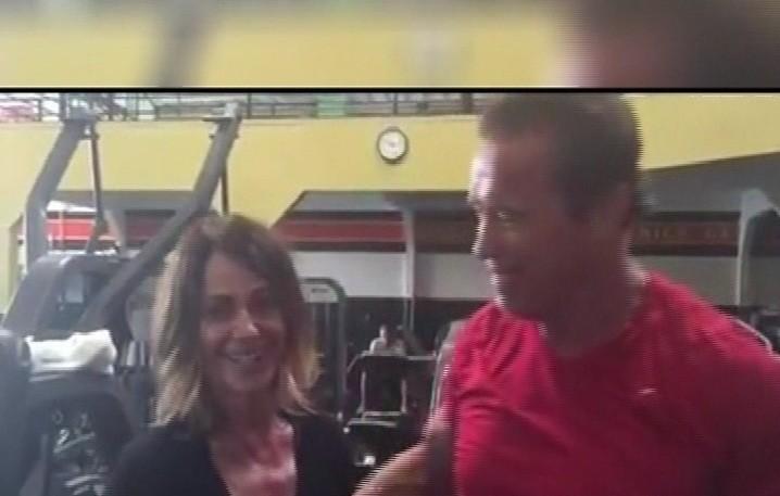 Nadia Comaneci, antrenorul de fitness al lui Arnold Schwarzenegger! Iata cum se inteleg cei doi