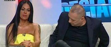 Leo si Dana Criminala si-au dat intalnire pe ascuns! Imagini cu sarutari fierbinti si atingeri pline de placere!