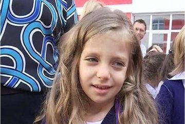 Christian Sabbagh si-a insotit fiica, pe micuta Yasmine, in prima zi de scoala! Uite cat de emotionati au fost parintii