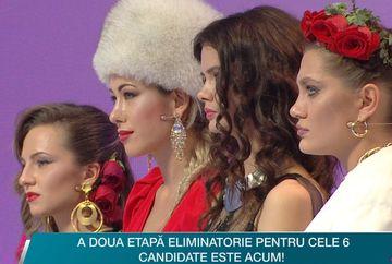 Anda, Cristina, Georgiana si Laura au ajuns in fata juratilor si doar TREI dintre ele vor ramane in competitie! Cine sunt norocoasele