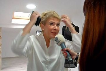 "Teo Trandafir urmarita de o echipa de filmare pana la salonul de infrumusetare! Au surprins-o nemachiata!  ""Pleaca de aici!"" Cum arata vedeta KANAL D fara machiaj"