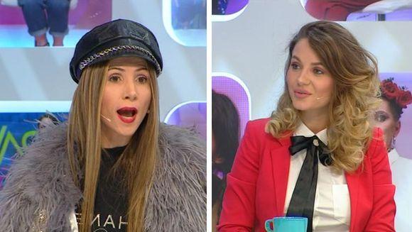 """""""Silvia, esti penibila!"""" Fanii """"Bravo, ai stil!"""" au fost socati de dialogul violent dintre cele doua Silvii, concurente la show-ul de fashion. Adevarul despre relatia dintre acestea si designerul Mirko Tatii"""