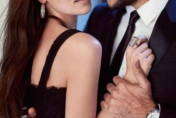 "Momentul in care Fahryie Evcen i-a spus, pentru prima data, ""DA"" lui Burak Ozcivit (Kemal din ""Dragoste infinita"")! Uite cat de bine ii sta in rochie de mireasa!"