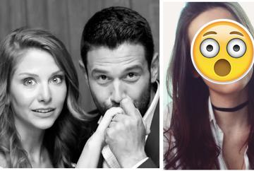 """Cu EA a inlocuit-o Keremcem (Ates din """"Bahar: Viata furata"""") pe Ezgi Asaroglu, fosta lui iubita din film si din viata reala. Cine este noua partenera?"""