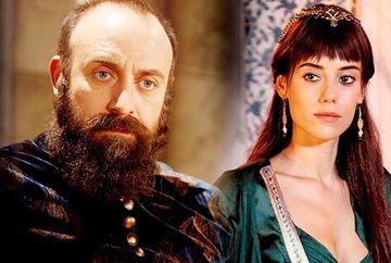 O mai stii pe cadana Firuze, a doua favorita sultanului Suleyman, dupa Sultana Hurrem? Actrita Cansu Dere a dat lovitura cu un nou serial! A intrat in istoria televiziunii