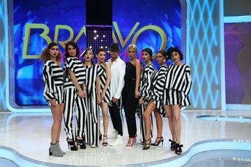 """Silvia, castigatoarea primului sezon """"Bravo, ai stil!"""" si-a lansat prima colectie de haine! Cum arata creatiile ei, azi, in gala, de la 22.00, la Kanal D"""