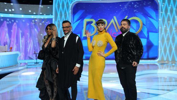 """Bomba in televiziune! EL este noul star Kanal D ! Artistul a semnat cu postul de televiziune si s-a alaturat show-ului """"Bravo, ai stil!"""" Nu ratati o noua Gala incendiara azi, de la 22.00, la Kanal D"""
