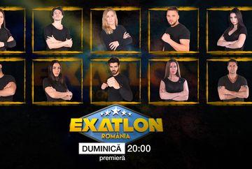 Ei sunt cei 10 Razboinici care intra in competitia EXATLON! Se vor bate cu cele 10 vedete, in cea mai dura competitie, difuzata de duminica, de la ora 20.00, la Kanal D
