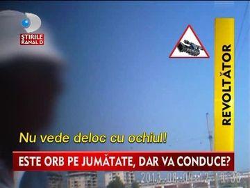 Si ORBII pot ajunge in spatele volanului! Iata cum se acorda permisele de conducere in Romania