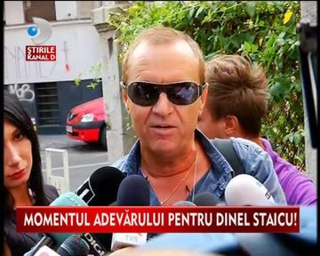 Dinel Staicu, marturisiri socante in fata procurorilor DNA!