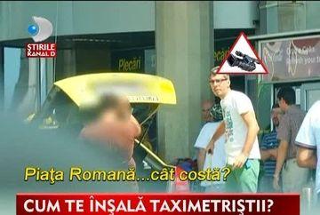 Sa fii turist strain in Romania poate fi o adevarata aventura! Iata cum ii insala taximetristii