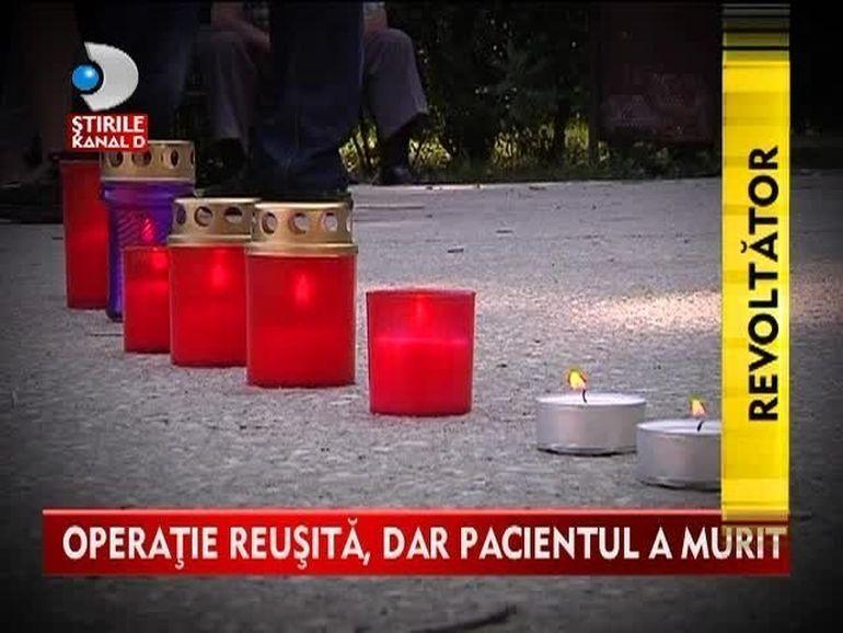 Pacientii MOR CU ZILE in Romania! Un barbat a decedat din cauza unei bacterii luate din spital VIDEO