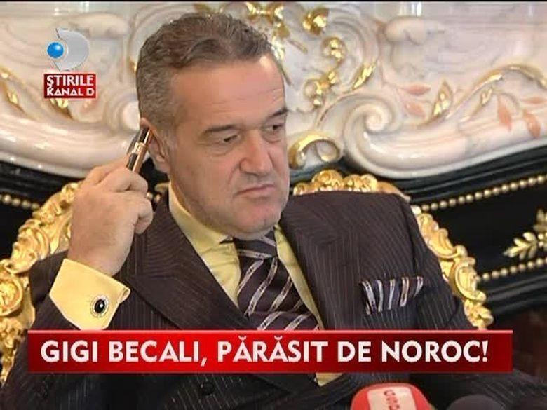 O noua lovitura pentru Gigi Becali! Instanta A RESPINS cererea lui de a avea un regim de detentie deschis VIDEO