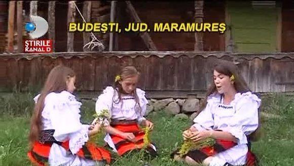 Sanzienele aduc norocul in dragoste? Vezi ce traditii respecta fetele nemaritate din Maramures VIDEO
