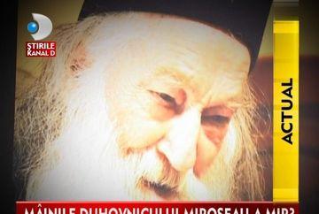 Mii de credionciosi au fost martorii unui MIRACOL la inmormantarea parintelui Iustin Parvu VIDEO