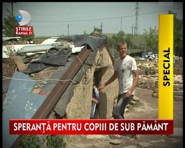 De 1 Iunie, Christian Sabbagh si echipa Stirilor Kanal D au facut viata mai usoara unor copii greu incercati de soarta VIDEO