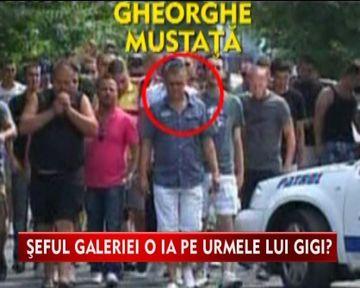 Gheorghe Mustata, liderul galeriei de la STEAUA, arestat! VIDEO