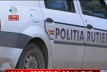 La asta NU NE-AM ASTEPTAT! Doi politisti au condus masina de serviciu FARA A AVEA PERMIS DE CONDUCERE VIDEO