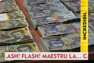 SCENARIU a la Hollywood! Au pierdut pensiile batranilor pentru ca din masina Postei a cazut un sac plin cu bani! VIDEO