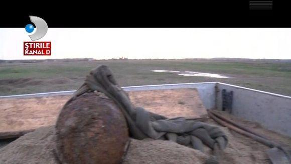 ALERTA DE GRADUL 0! S-a gasit o BOMBA la rafinaria Petrobrazi VIDEO