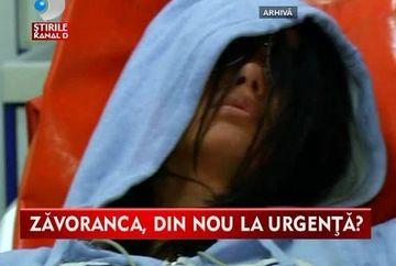 Oana Zavoranu a ajuns DIN NOU LA URGENTA! Se pare ca a fost gasita INCONSTIENTA in locuinta sa VIDEO