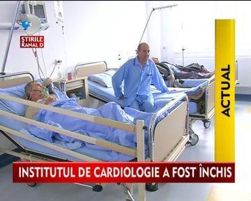 STRIGATOR LA CER! Spital de Cardiologie, INCHIS FARA MILA de autoritati VIDEO