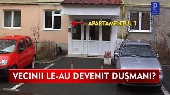 Vecinii, cei mai aprigi dusmani ai unei familii din Brasov VIDEO