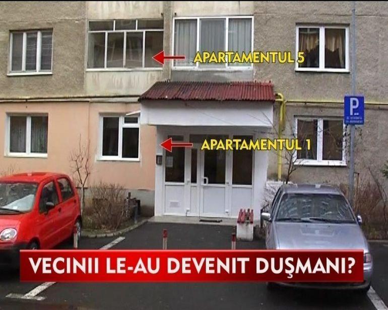 Veciinii, cei mai aprigi dusmani ai unei familii din Brasov VIDEO