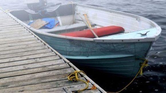 INGHITITI DE APE! Accident soldat cu doi morti si doi disparuti pe Lacul Murghiol