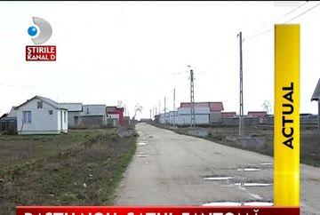 Cum arata acum un sat MATURAT DE INUNDATII VIDEO
