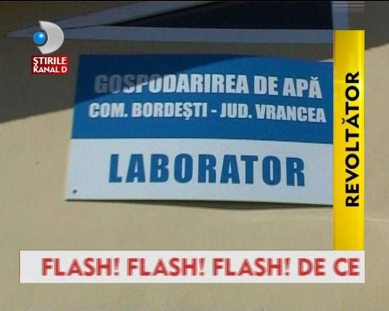 Primarul unei comune fara drumuri a cheltuit 1 MILION DE EURO pentru un laborator inexistent VIDEO